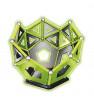 GEOMAG Glitter-magneettirakennussarja, 104 kpl