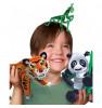 Bloco Konstruktor Tiiger ja Panda