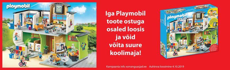 Playmobil kampaania